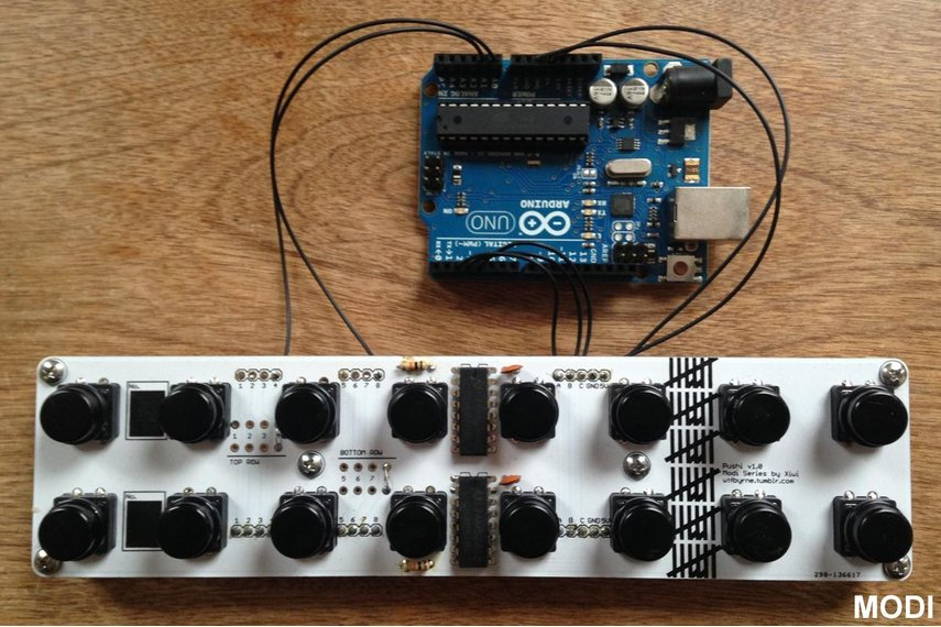2x Kit - Modi Controller Series