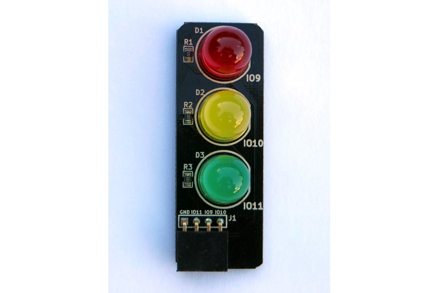 Pi Traffic Light