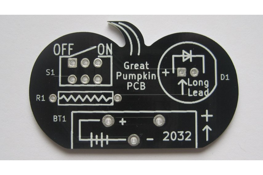 Pumpkin PCB Kit
