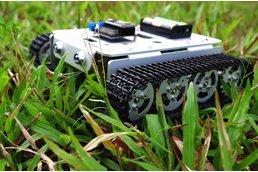 WiFi RC Tank T200 with Esp8266 development kit