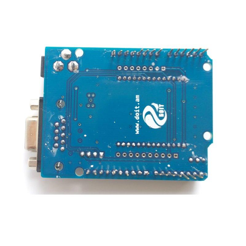 Arduino shield board in bluetooth zigbee wifi from