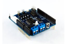 Motor Shield Driven Board with L298P