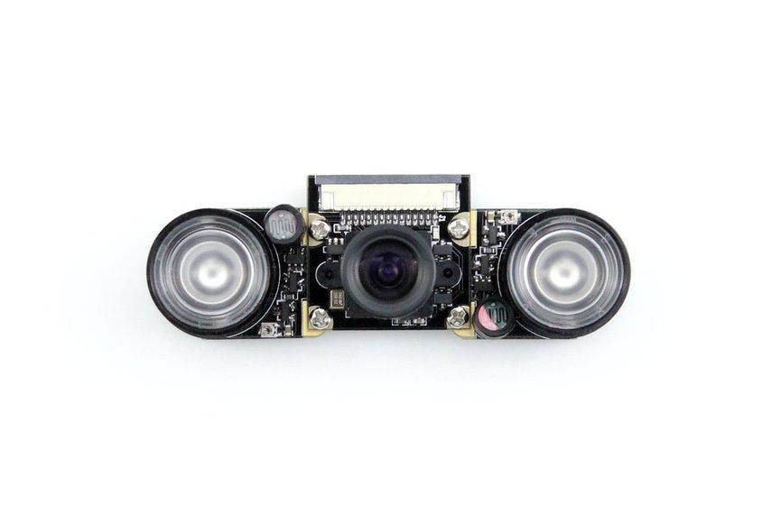 Raspberry Pi Camera Wide Angle 160 Degree Fisheye