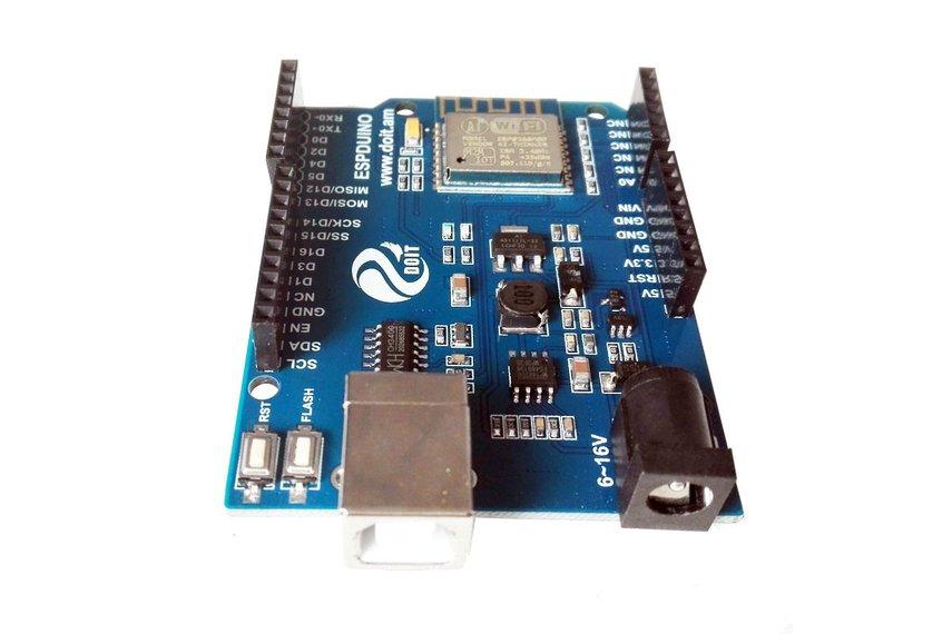 ESPDuino=WiFi +Arduino UNO R3