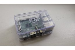 Enclosure, Box, Case for Raspberry Pi 3, 2 and B+