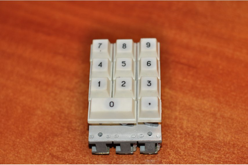 Reed Switch Keypad Vintage (NOS Condition)