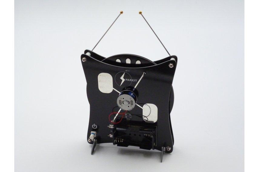 SparKIT - Mini Electrostatic Generator