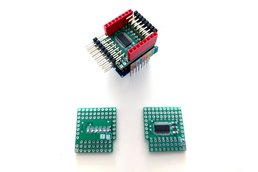 16-channel Servo Shield for D1 Mini, Version 1.0