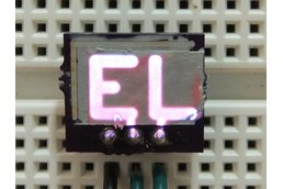 EL Display on PCB Kit