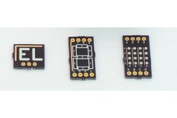 EL Display on PCB Demo Boards