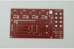Digital Vacuum Gauge - PCB