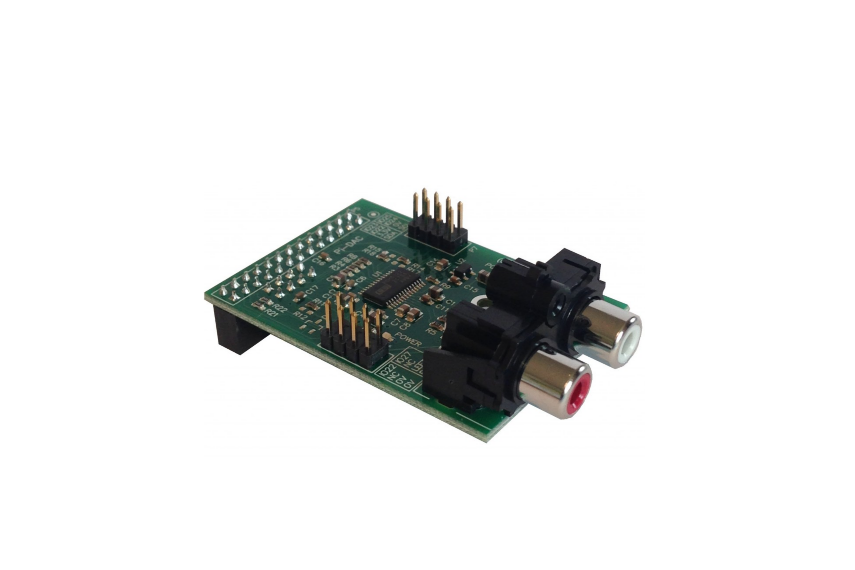 IQaudIO.com Pi-DAC audio card