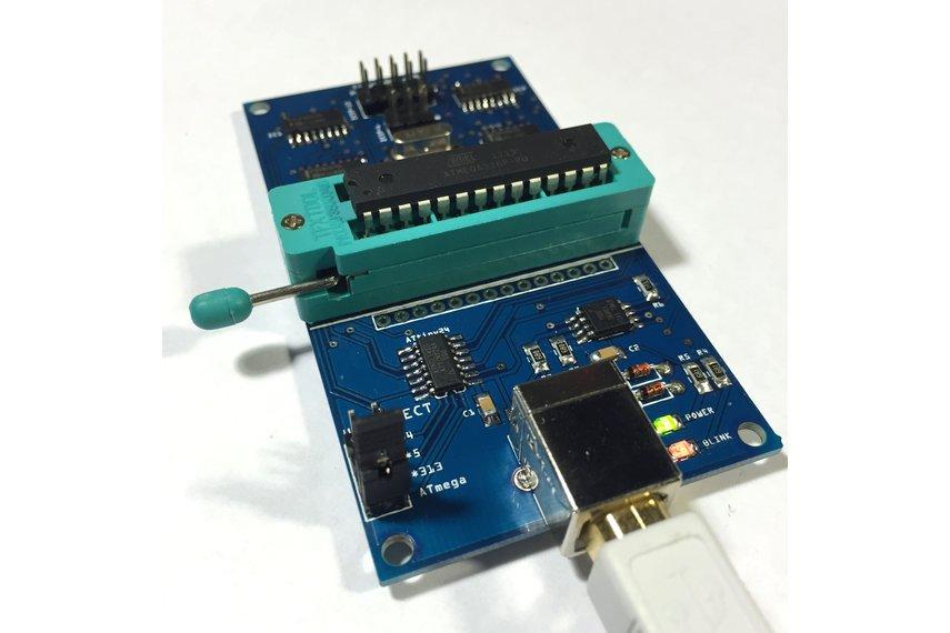 TinyLoadr AVR Programmer