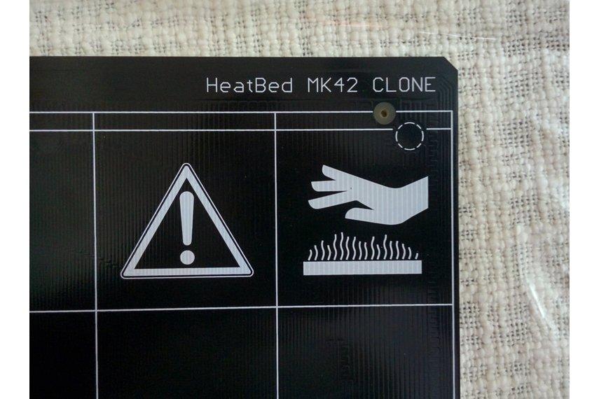 Prusa Research MK42 heatbed ***clone***