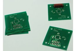 EVALUATION BOARD ADIS16006 DUAL AXIS ACCELEROMETER