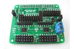 Raspberry Pi - Universal I/O Hat (RPP-UIO-16)