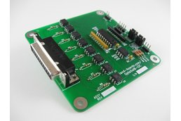 Eight opto-isolated output card (OptoOut8-I2C)