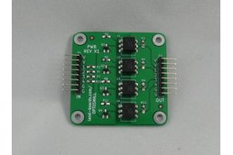 4 Channel Opto-Isolator card (OptoSmall)