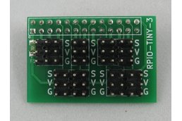 Raspberry Pi GVS I/O Card (RPIO-TINY-3)