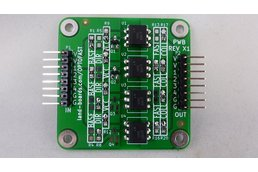 OPTOFAST - 4-Channel Opto-Coupler Card