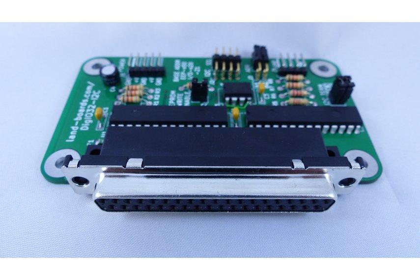 32-Bit Digital I/O Card