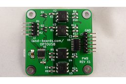 Optically Isolated USB-FTDI Interface (OPTOUSB)