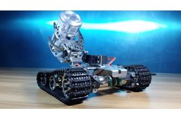 Tank Crawler Chassis with Claw/Gripper