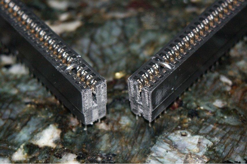 ZX-Spectrum Edge Connector