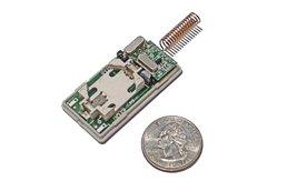 Mini-General Purpose Wireless Sensor board