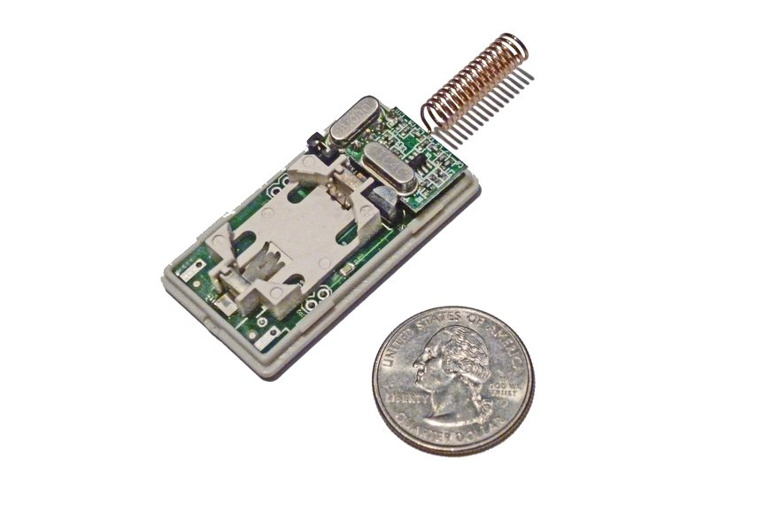 Mini-General Purpose Wireless Sensor board