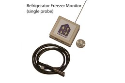 Wireless Refrigerator/Freezer sensor/alarm