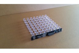 Large 8x8 LED Matrix Module DIY Kit