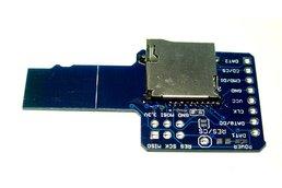 micro SD card sniffer for Logic analyzer
