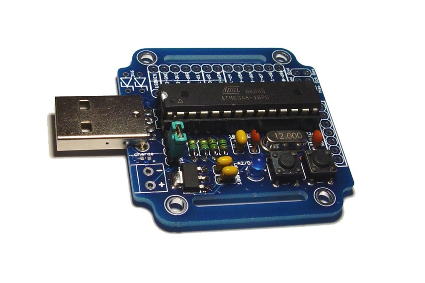 Wrist wearable arduino compatible board from bobricius on
