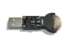 USB Lithium Ion coin cell battery charger ML2032