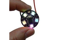 5050 RGB led ring circle decoration module