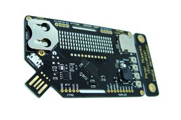 PYcARD (Jean-Luc) - Python+Arduino in card
