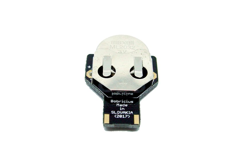 USB Lithium coin cell battery charger ML2032