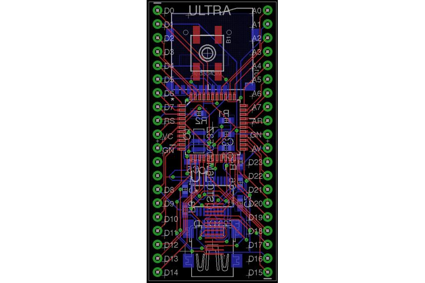 ULTRA, a successor of SDuino