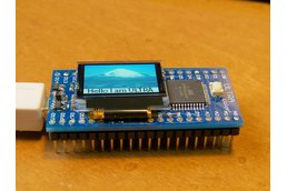 ULTRA color, a Arduino compatible FULL COLOR OLED