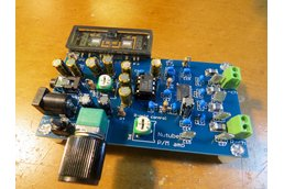 Nutube based 15Wx2 amplifier  KIT with Class-D amp