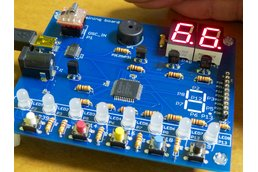 VHDL training board