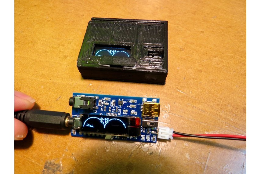 Tiny Audio Level Meter