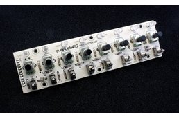 sympleSEQ v2.0 step sequencer PCB set -- the simple to build analog step-sequencer