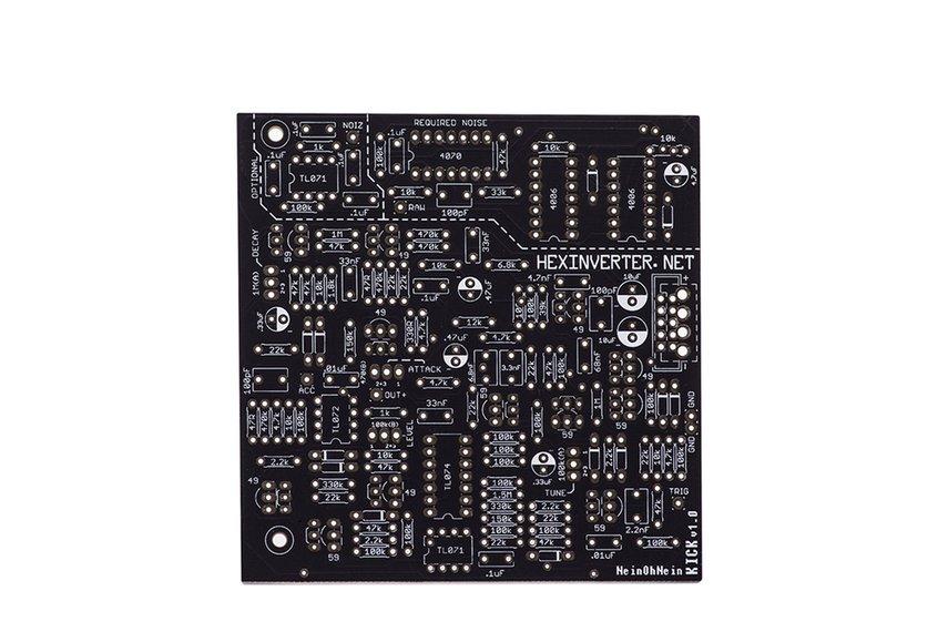 NeinOhNein KICK (PCB Set)