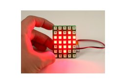 Chainable Color LED Matrix 5x7 (WS2812)