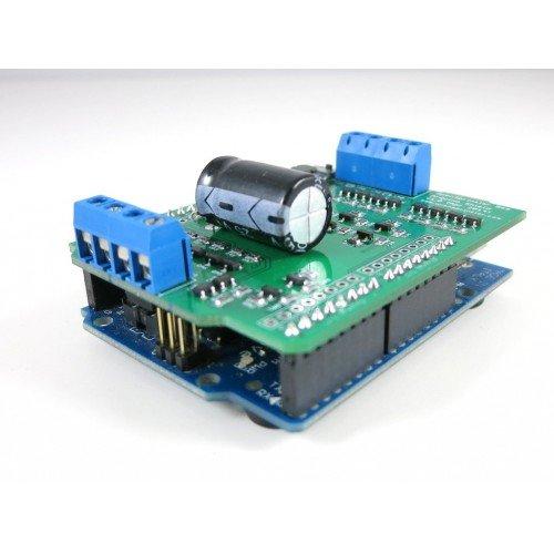 Opensprinkler bee arduino shield from rayshobby on tindie