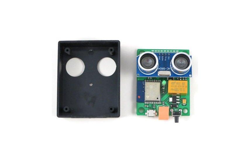 OpenGarage -- ESP8266-based Garage Door Opener