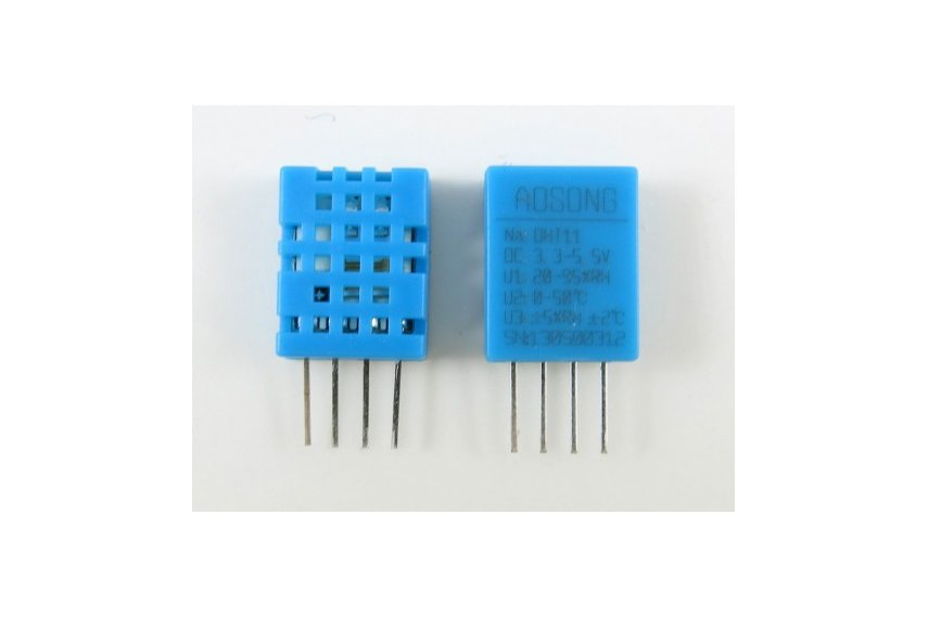 temperature humidity sensor