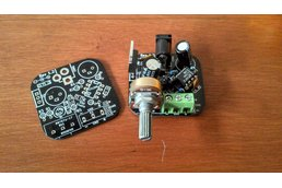 LM317 Power Supply with bipolar output DIY kit